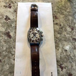 Men's Franck Muller Geneve Wrist Watch